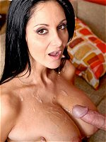 Ava Addams gets her brown eye Fucked