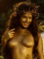Sunny Leone a sexy forest fairy