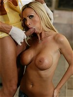 Nikki Benz gets slammed with a dick