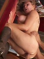 Dyanna Lauren gets fucked and loaded with cock jam