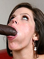 White Bobbi Starr on black huge penis in anal fuck