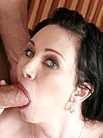 Rayveness and Karmen Kennedy in mff orgy with oral