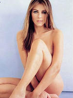 The gorgeous Elizabeth Hurley