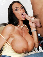 Lisa Lipps enjoys cocks and riding this one hardcore