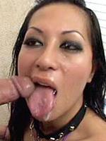 Gianna Lynn sucks dick for jizz, movies
