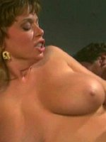 Tracey Adams classic busty beauty fucked