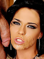 Simony Diamond getting her tigth holes penetrated