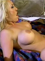 Mary Carey gorgeous busty blonde fucked and jizzed