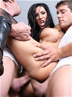 Veronica Rayne double penetration fun