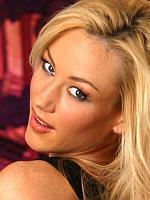 Erin Nicole spreads her pussy lips wide