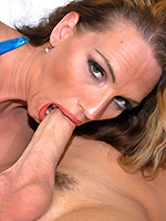 Lisa Lipps shares cock with another busty babe