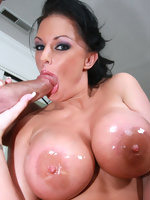 Kerry Louise spanked in her hot wet pie