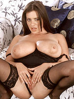 Linsey Dawn has incredible Massive Tits