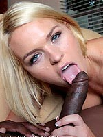 Krissy Lynn drilled by a monster cock