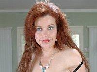 Redhead milf screws her guy