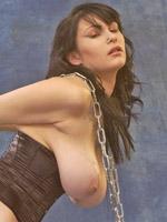 Jennique Adams huge tits babe
