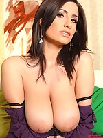 Sensual Jane shows her tits