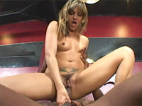 Lexi Love grabs a cock filling her pussy